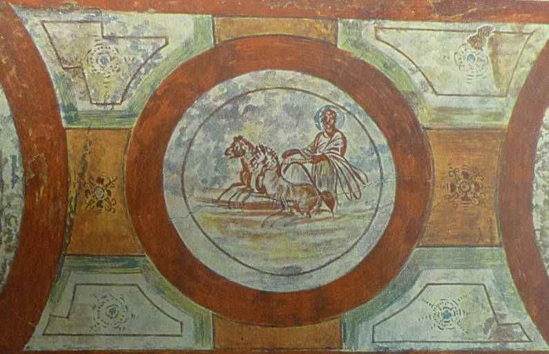 Krisztogram, avagy Krisztus monogram Sopianaeból