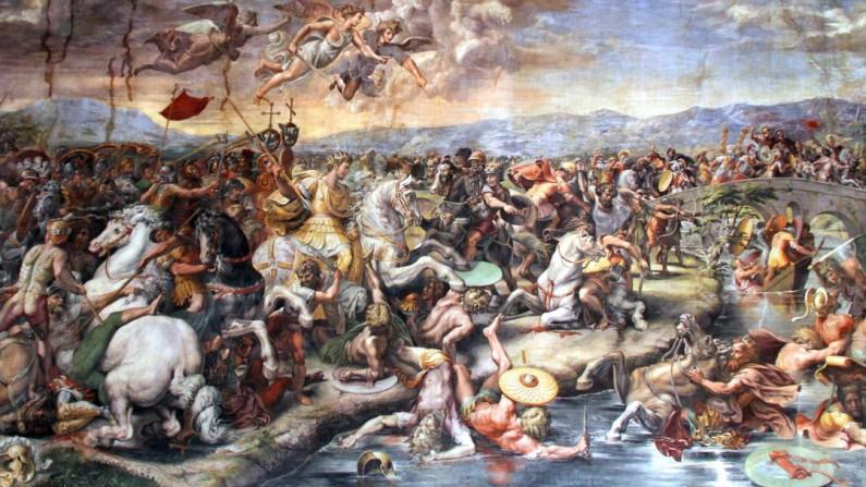 A milvius-hídi csata