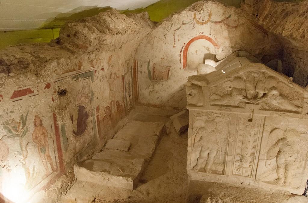 A sopianaei ókeresztény mauzóleum ikonográfiája